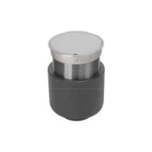 長谷川鋳工所:椀型鋳鉄製掃兼ドレン 型式:T5AS-PCD(SU)-50
