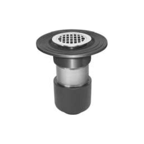 長谷川鋳工所:椀型鋳鉄製排水トラップ 型式:T5AS-DBQ-FW付50