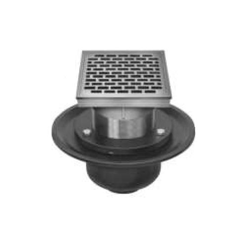 長谷川鋳工所:椀型鋳鉄製排水トラップ 型式:T5BS-ES-50
