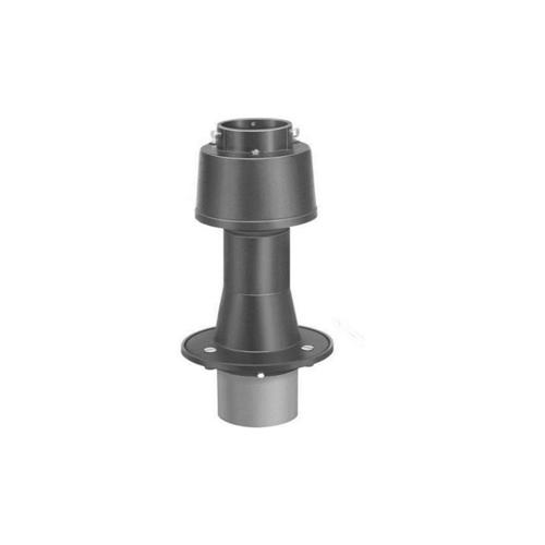 長谷川鋳工所:通気管接続用鋳鉄製防水継手 型式:VR-PC3LS-65