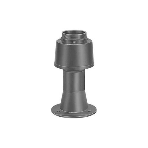 長谷川鋳工所:通気管接続用鋳鉄製防水継手(ねじ込式) 型式:VR-PCLN-100