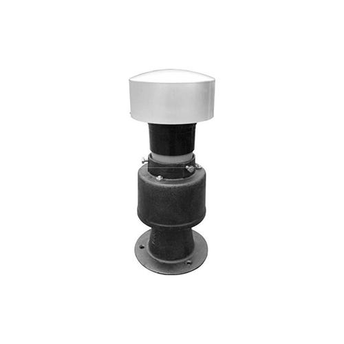 長谷川鋳工所:通気管接続用鋳鉄製防水継手 型式:VR-PCLL-D-100