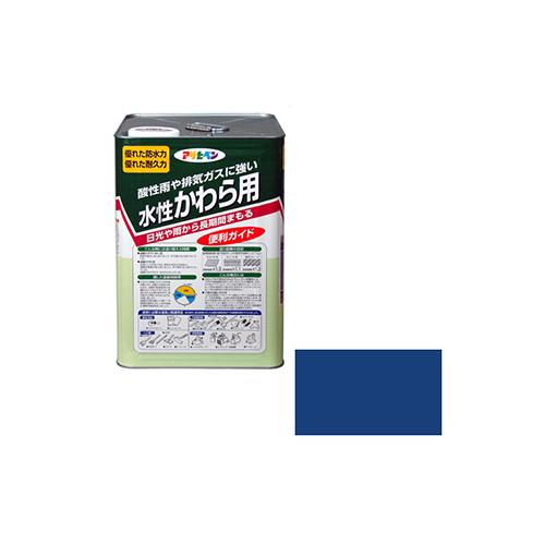 アサヒペン:水性かわら用 14L 型式:AP9010002