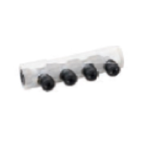 前澤給装工業(株):樹脂製回転ヘッダ 13 保温カバー付 型式:718515-9P-HC