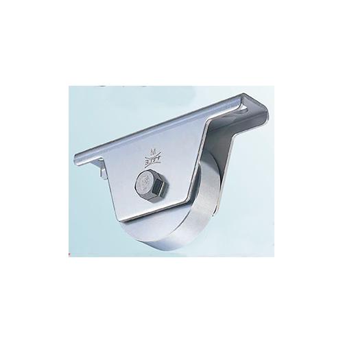 ヨコヅナ:ステンレス重量戸車平型 型式:JBS-0602(1セット:2個入)