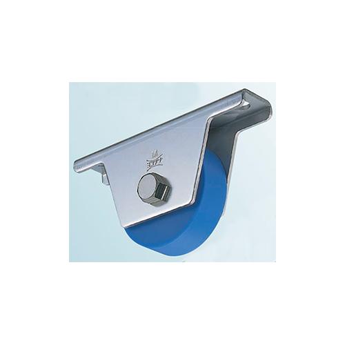 ヨコヅナ:MC防音重量戸車平型 型式:JMS-0902(1セット:2個入)