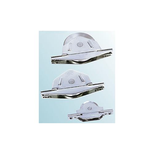 ヨコヅナ:ベアリング入 ステンレス底車 袖型 型式:ZBS-0903(1セット:2個入)