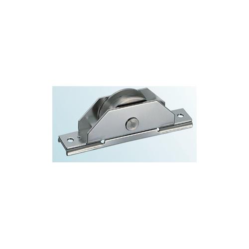 ヨコヅナ:ベアリング入 ステンレス戸車H型 型式:SBS-0756(1セット:2個入)