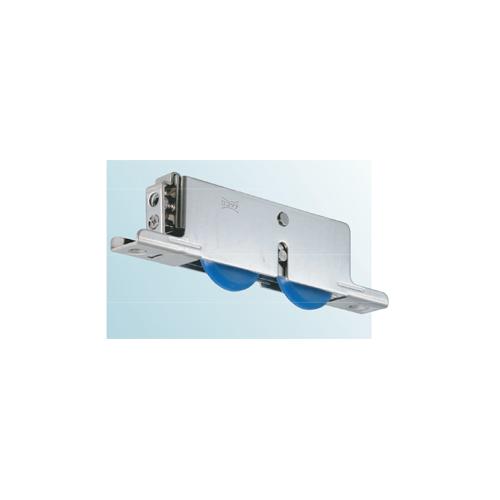 ヨコヅナ:2連式重量横調整戸車 型式:TMSWY501(1セット:4個入)