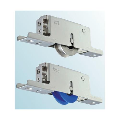 ヨコヅナ:重量横調整戸車28型 H型 型式:TMS-Y506(1セット:4個入)