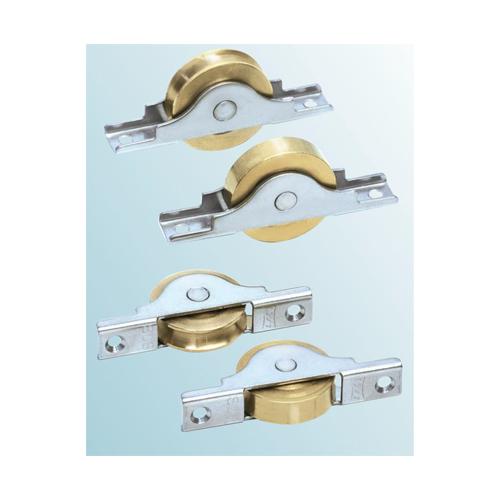ヨコヅナ:440Cベアリング入 真鍮戸車平型 型式:BYS-0502(1セット:4個入), 手作り家具工房 日本の匠:644eefd2 --- sunward.msk.ru
