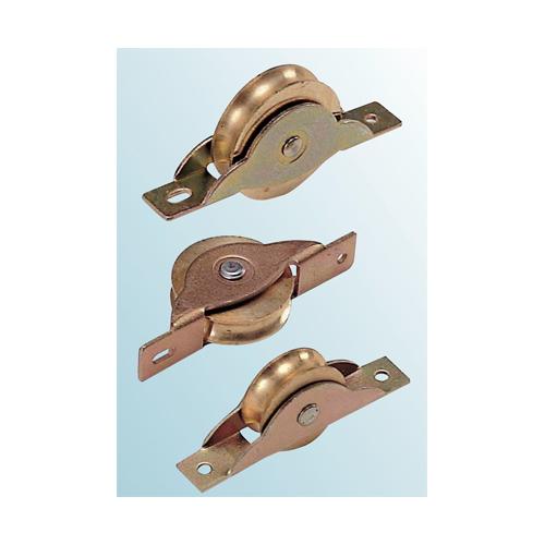 ヨコヅナ:真鍮戸車丸型 型式:BRM-0361(1セット:20個入)