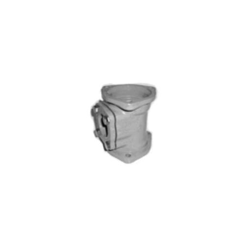 伊藤鉄工(IGS):排水鋼管用可とう継手・MD(フランジ付) 掃除口付ソケット 型式:COS-125