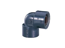 積水化学工業:エスロンUX継手 90°エルボ(L) お買い得パック 型式:LUTL40(1セット:16個入)