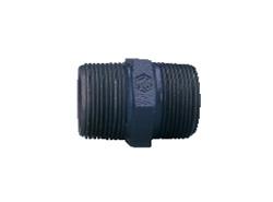 積水化学工業:エスロンUX継手 ニップル(Ni) お買い得パック 型式:LUNI20(1セット:80個入)