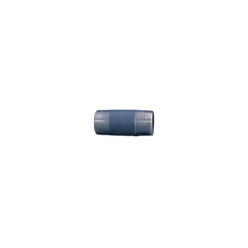 積水化学工業:エスロンUX継手 ロングニップル(LNi) お買い得パック 型式:LUN502L(1セット:12個入)