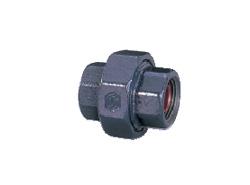積水化学工業:エスロンUX継手 ユニオン(U) お買い得パック 型式:LUTU15(1セット:40個入)