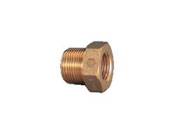 積水化学工業:エスロンUX継手 砲金製ブッシング(BuH) お買い得パック 型式:NLUB322(1セット:36個入)