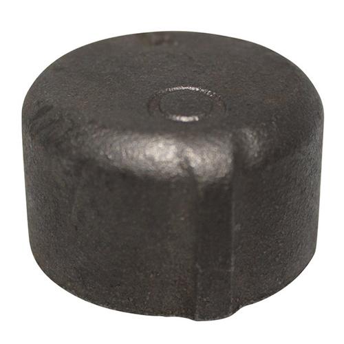 JFE継手:黒継手・キャップ(お買い得パック) 型式:CA-1/2-黒(1セット:150個入)