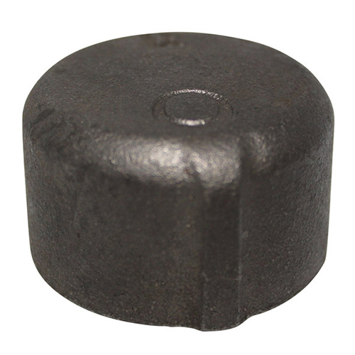 JFE継手:黒継手・キャップ(お買い得パック) 型式:CA-3/4-黒(1セット:100個入)