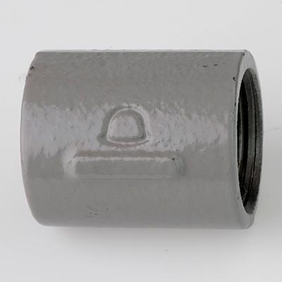帝国金属:プラコート継手 ソケット(お買い得パック) 型式:S-3/4-プラ(1セット:50個入)
