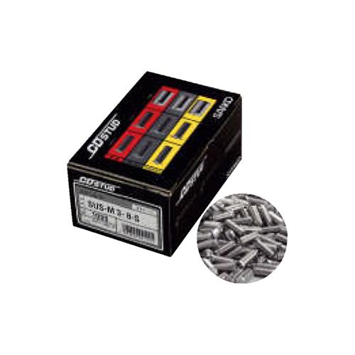 サンコーテクノ:CDSTUDストレートタイプ 型式:SUS-M4-8-S(1セット:1000個入)