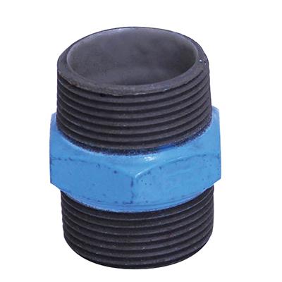 JFE継手:コア継手 六角ニップル (お買い得パック) 型式:NI-1-Cコア(1セット:80個入)