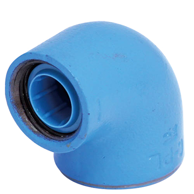 JFE継手:コア継手 径違いエルボ (お買い得パック) 型式:RL-1×3/4-Cコア(1セット:28個入)