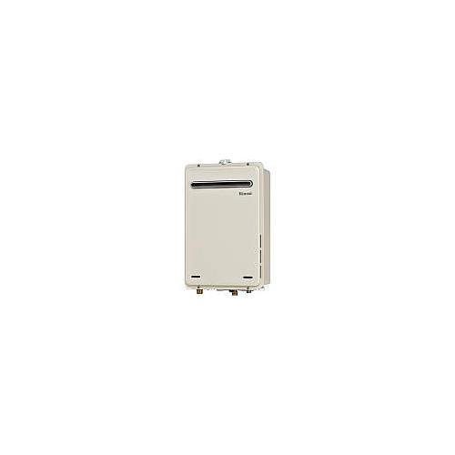 リンナイ:ガス給湯専用機 型式:RUX-A2406W-E LPG