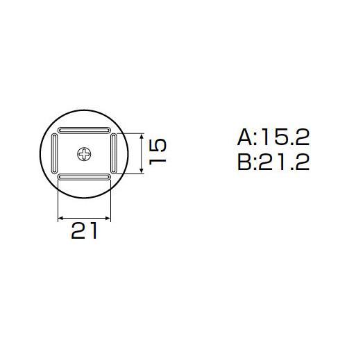 白光:ノズル QFP 14X20mm 型式:A1128B