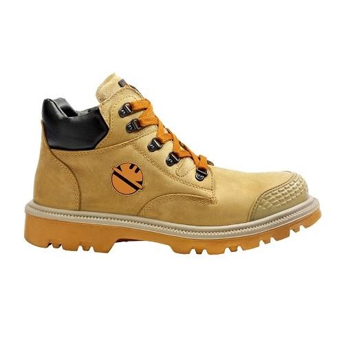 DIKE(ディーケ):作業靴ディガーパドヴァベージュ 型式:21021-709-39