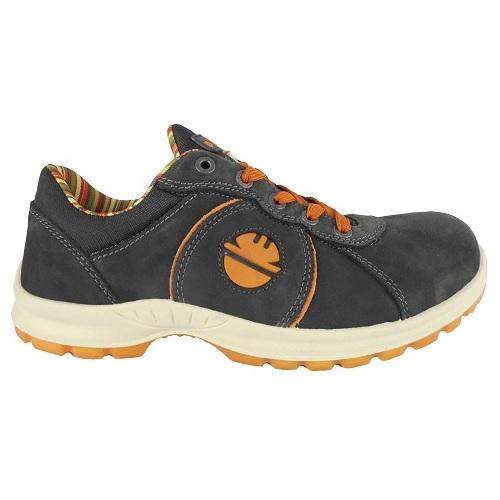 DIKE(ディーケ):作業靴アジリティエスプレッソブラック 型式:23711-300-40