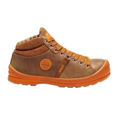 DIKE(ディーケ):作業靴サミットカプチーノブラウン 型式:27021-191-39