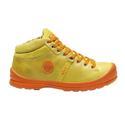 DIKE(ディーケ):作業靴サミットサルディーニャオリーブ 型式:27021-501-41