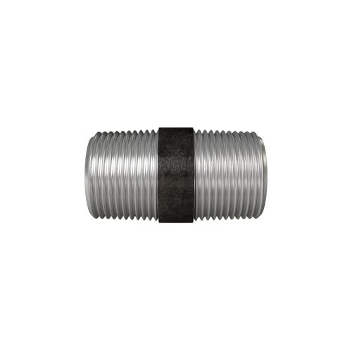ランキングTOP5 継手 フランジ 豊富な品 鉄管継手 黒継手 尾川パイプ:黒高圧用ニップル 1 x50L Sch80-15A 2B 型式:STPG370