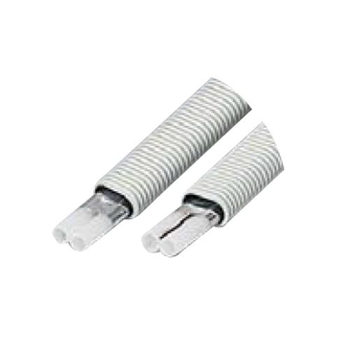 未来工業:ペックスフレキ ダ円サヤ管ユニットタイプ (ミルキーホワイト) 型式:VO2-0710M