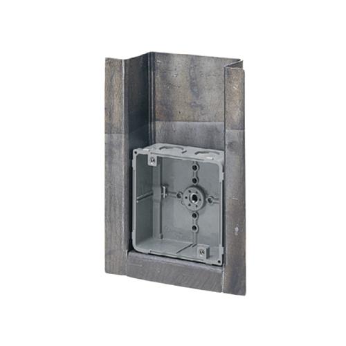 未来工業:X線防護用アウトレットボックス 鉛ボード用 型式:CDO-5BX3-1