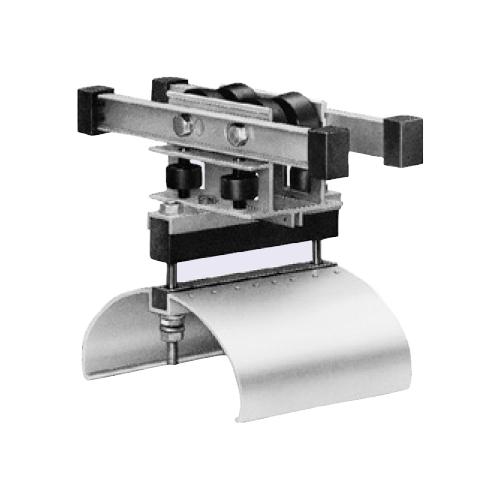 未来工業:中量用アルミレール用 ケーブルカッシャー 型式:CKA-701M
