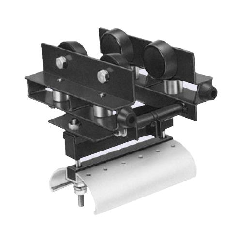 未来工業:中量用 ケーブルカッシャー(1形鋼用) 型式:CKI-125