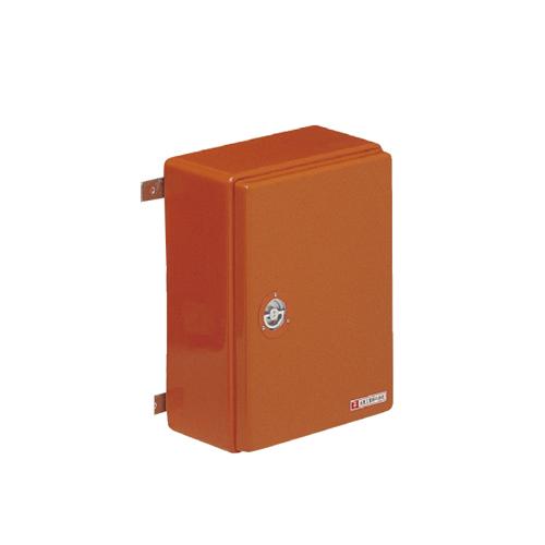 未来工業:強化ボックス(FRP樹脂製防雨仮設ボックス)屋根無 型式:FB-6480N