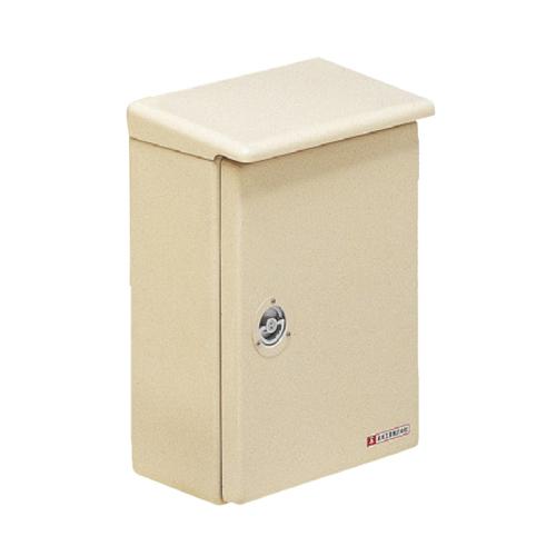 未来工業:強化ボックス(FRP樹脂製防雨仮設ボックス)屋根付 型式:FB-6480YJ