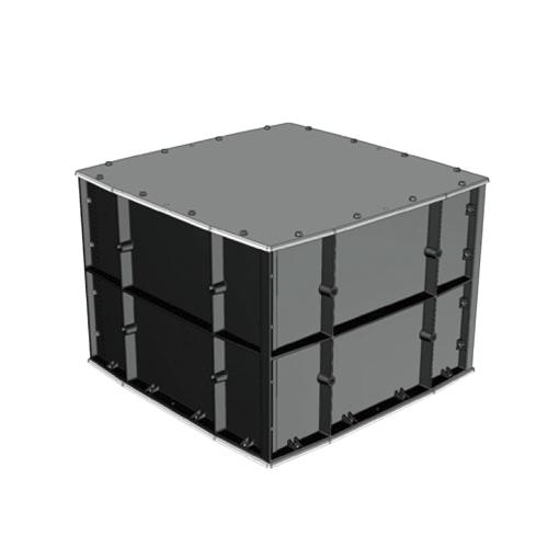 未来工業:強化プールボックス(FRP製・防水カブセ蓋) 型式:FRP-9070B