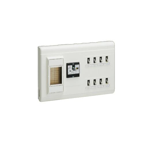 未来工業:単相三線式リミッタースペース (中性線欠相保護付3POC付漏電しゃ断器) 型式:MPH8-306K4