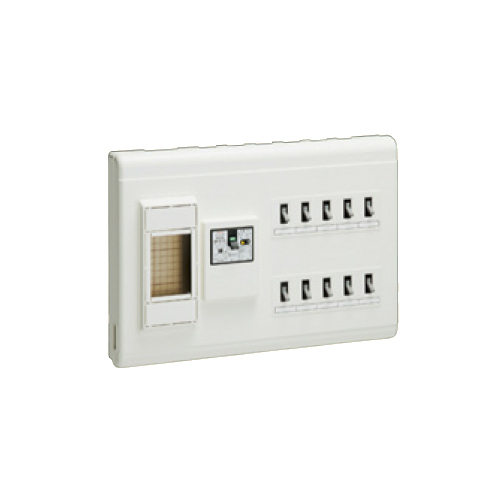 未来工業:単相三線式リミッタースペース (中性線欠相保護付3POC付漏電しゃ断器) 型式:MPH10-308K5