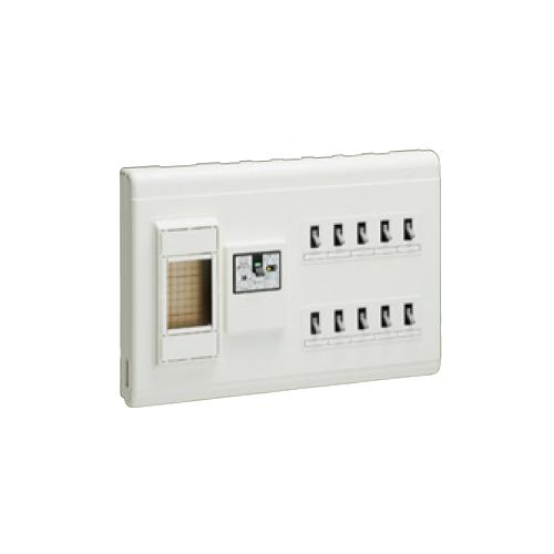 未来工業:単相三線式リミッタースペース (中性線欠相保護付3POC付漏電しゃ断器) 型式:MPH10-308K6