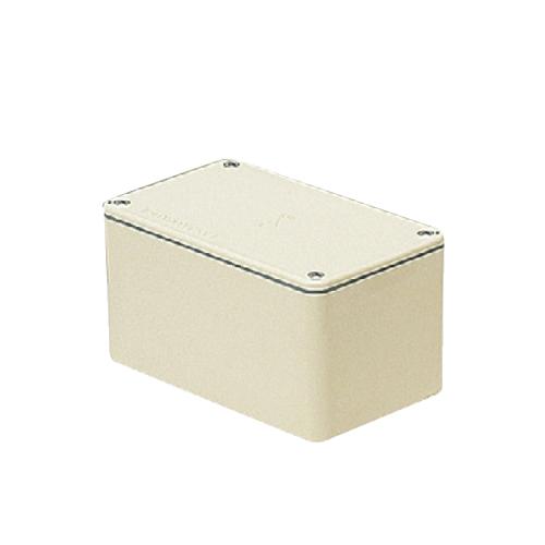 未来工業:防水プールボックス(平蓋) 型式:PVP-402525AJ
