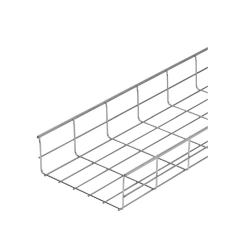 未来工業:ミラメッシュ(直線ラック)(電気亜鉛めっき仕様) 型式:SRM11-50