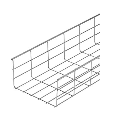 未来工業:ミラメッシュ(直線ラック)(電気亜鉛めっき仕様) 型式:SRM16-40