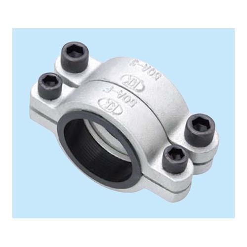 児玉工業:鋼管マルチ継手型圧着ソケット 型式:M100A