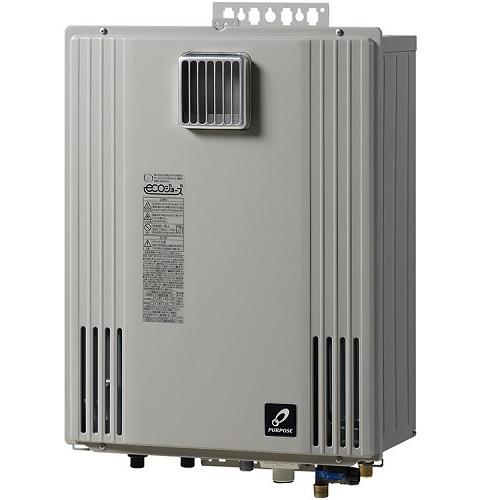 パーパス:屋外壁掛形 型式:GX-H1602AW-1-LPG